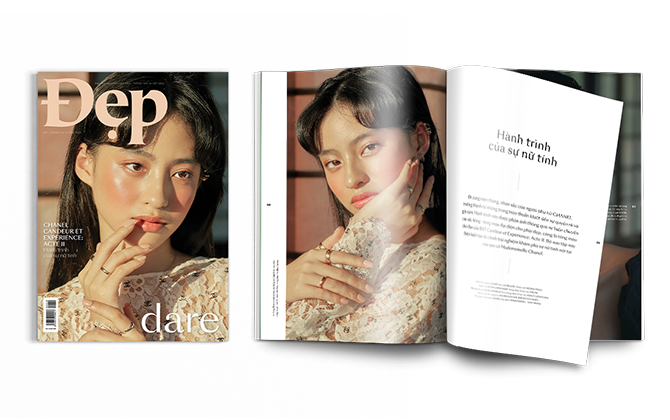Tạp chí Đẹp số tháng 9&10