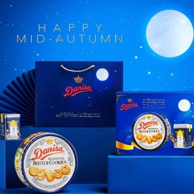 Cùng Danisa đón trăng vẹn tròn tri ân với bộ quà tặng phiên bản giới hạn