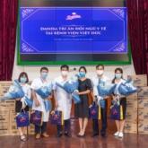 Danisa đồng hành cùng người tiêu dùng tri ân đội ngũ y bác sĩ và nhân viên y tế
