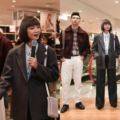 Cựu người mẫu Hạ Vy bất ngờ trở lại sàn diễn thời trang trong sự kiện ở Hà Nội