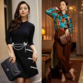 Hoa hậu Jennifer Phạm làm say đắm bao ánh nhìn trong các thiết kế tân cổ điển sang trọng và quyền lực