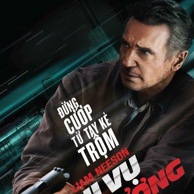 """""""Bố già phim hành động"""" Liam Neeson tái xất màn bạc với cuộc rượt đuổi và sả súng đầy kịch tính"""