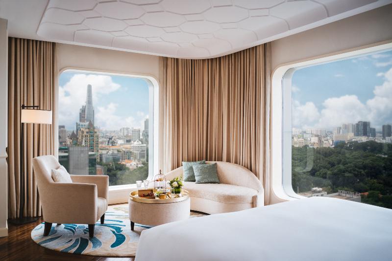 khach san nghe thuat Hotel des Arts Saigon - 3