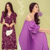 """NTK Adrian Anh Tuấn kể câu chuyện tình yêu bằng gam màu tím thời thượng trong BST """"Falling into You"""""""
