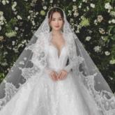 Hoa hậu H'Hen Niê e ấp nhưng vẫn gợi cảm trong các thiết kế đầm cưới ren của NTK Nguyễn Phương Đông