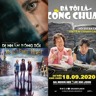 3 tựa phim đa dạng thể loại đáng xem cho dịp cuối Hè 2020