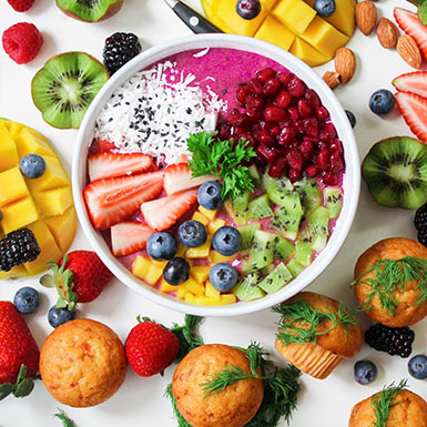 Những sự thật về màu sắc thực phẩm có thể khống chế cảm giác thèm ăn