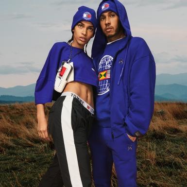 Tay đua kiệt xuất Lewis Hamilton cùng Tommy Hilfiger xây dựng hành trình thời trang bền vững với BST Thu 2020