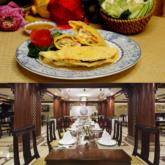 """Ăn ngon uống """"xịn"""" tại khách sạn lâu đời ở Sài Gòn"""