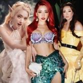 Châu Bùi, Chi Pu và dàn sao Việt hóa trang Halloween cực ấn tượng