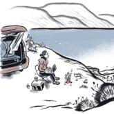 Dare to go: Từ sóng biển tới rừng xa hay tự sự của một digital nomad