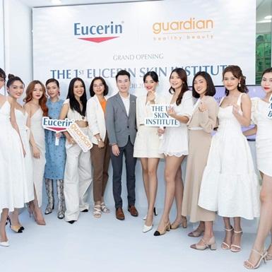 Cùng khám phá Flagship store đầu tiên của Eucerin và sản phẩm ngăn ngừa lão hóa đột phá Hyaluron Moisture Booster