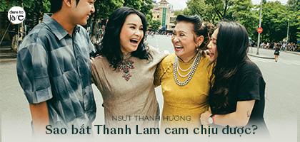 NSUT Thanh Hương: Sao bắt Thanh Lam cam chịu được?