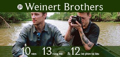 Weinert Brothers: 10 năm, 13 vùng đất & 12 bộ phim