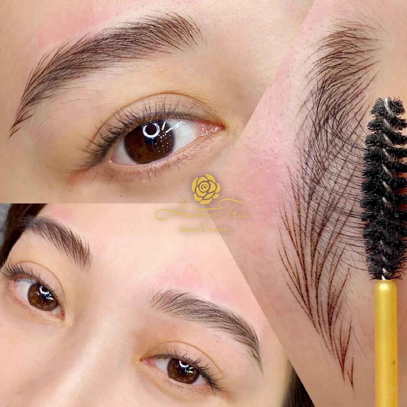 Tất tần tật về Hairstrokes – Kỹ thuật điêu khắc chân mày giúp thay đổi diện mạo