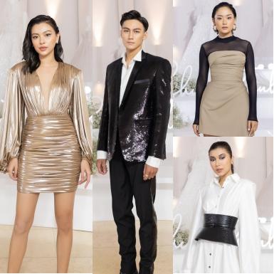 """Tú Hảo, Đồng Ánh Quỳnh, Mạc Trung Kiên, Hồ Thu Anh,… """"so găng"""" phong cách ấn tượng trên thảm đỏ"""