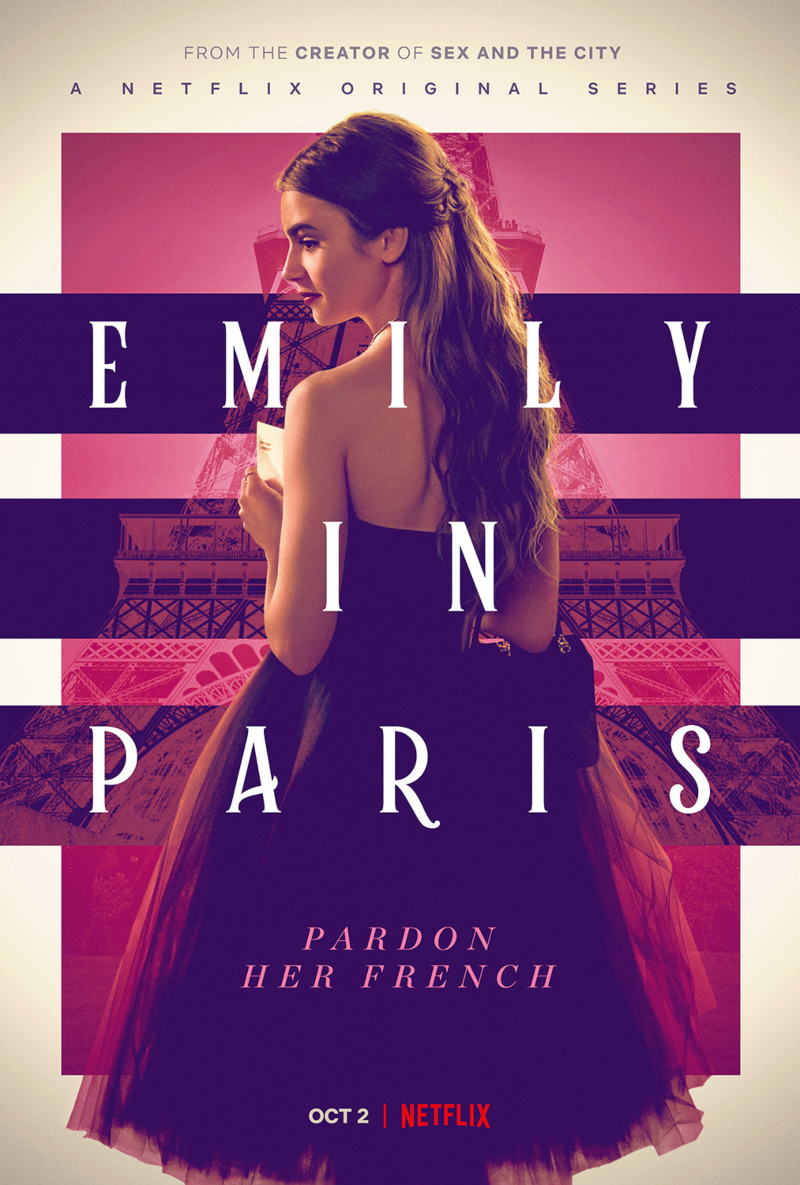 emily in paris lily collins - 1