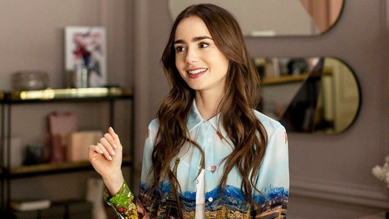 emily in paris lily collins - 2
