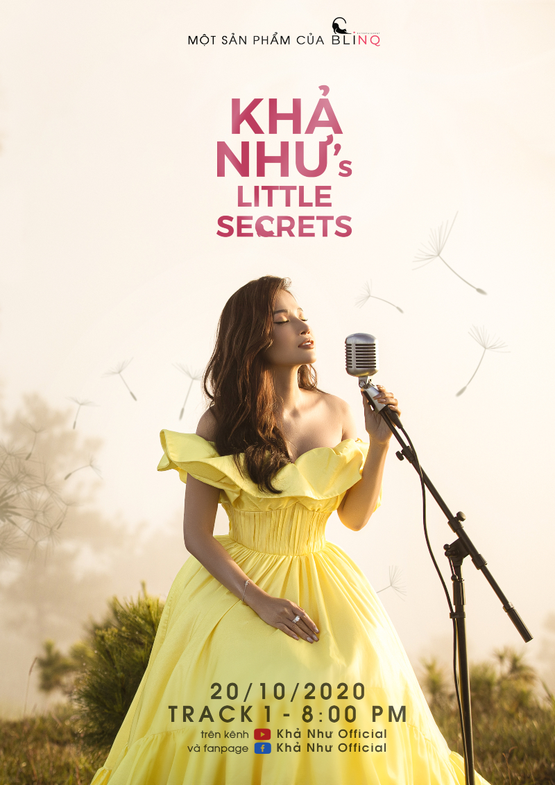 kha nhu little secrets - 1