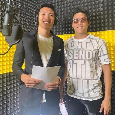 Quang Hải, Đình Trọng, Duy Mạnh, Đoàn Văn Hậu… cùng nhạc sĩ Quách Beem ghi âm ca khúc gây quỹ ủng hộ miền Trung