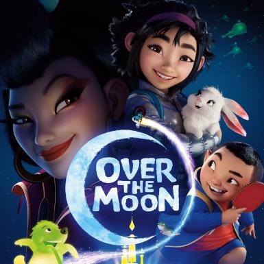 """Cha đẻ của """"Beauty & the Beast"""", """"Tarzan"""", """"Tangled"""" trở lại với tác phẩm mới """"Over the Moon"""""""