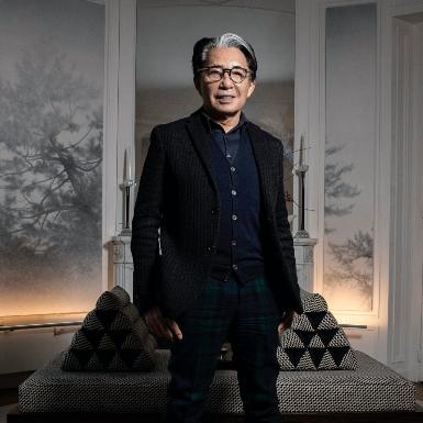 """""""Kẻ tiên phong"""" đưa văn hóa Á Đông vào thời trang Tây Phương Kenzo Takada qua đời ở tuổi 81"""