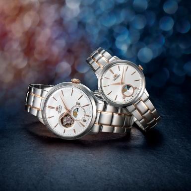 Bộ đôi đồng hồ Sun & Moon dành cho các cặp đôi với tính năng độc đáo
