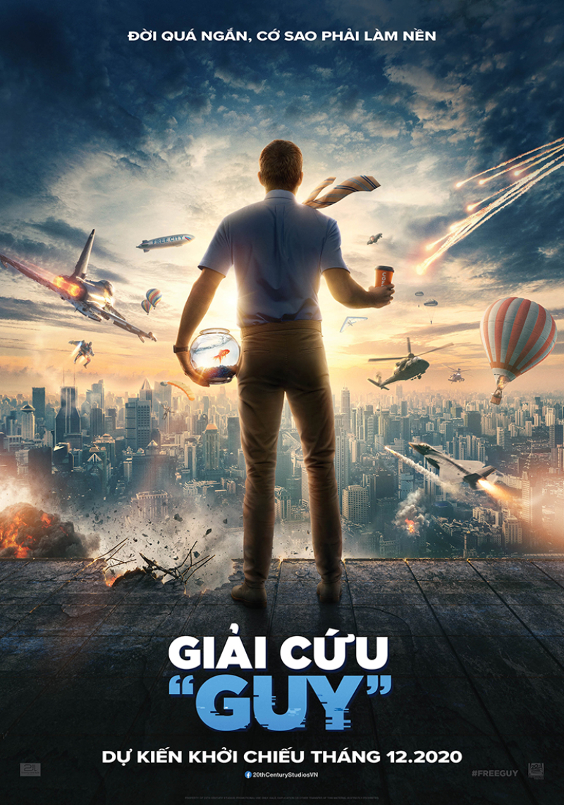 phim free guy - 1