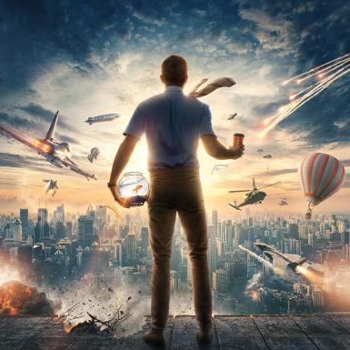 """""""Thánh lầy"""" Ryan Reynolds hóa người hùng thế giới ảo trong dự án phim mới"""