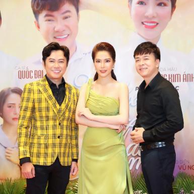 """Á quân """"Thần tượng Bolero"""" Dương Kim Ánh cùng ca sĩ Quốc Đại ra mắt sản phẩm âm nhạc lưu giữ thanh xuân"""