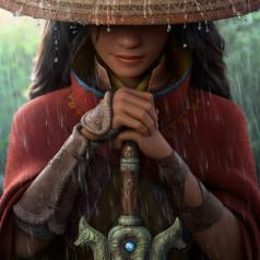 Nàng công chúa Đông Nam Á đầu tiên của Disney lộ diện