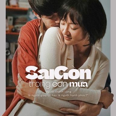 """Hình ảnh Sài Gòn sáng mồng 1 Tết bình yên gây ấn tượng trong teaser mới của """"Sài Gòn trong cơn mưa"""""""