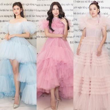 """Dàn nghệ sĩ hóa hoàng tử – công chúa hội tụ tại show diễn đậm màu sắc cổ tích """"The Princess"""" của NTK Nguyễn Minh Công"""