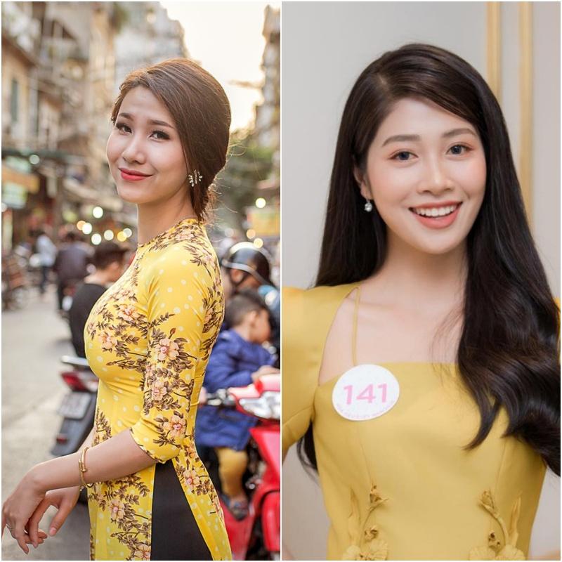Hai nữ tiếp viên hàng không vào bán kết Hoa hậu Việt Nam 2020