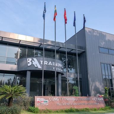 BAA Training Việt Nam: Trung tâm đào tạo hàng không đầu tiên với chứng nhận UPRT