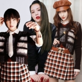 """Jisoo (BLACKPINK) """"đụng hàng"""" Châu Bùi, Angelababy nguyên set Dior"""
