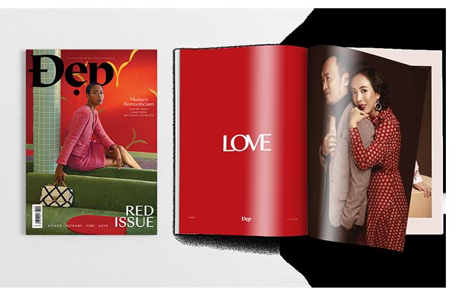 Tạp chí Đẹp số tháng 11&12