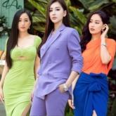 Mai Phương Thúy F5 phong cách với trang phục rực rỡ sắc màu