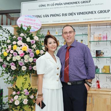 Vimoximex Group: Khai trương văn phòng đại diện sau 2 năm phân phối nước hoa cao cấp chính hãng độc quyền tại Việt Nam