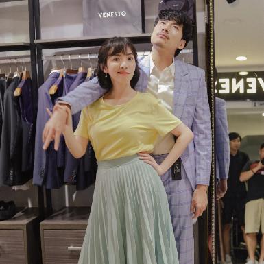 """Sau """"Tiệc Trăng Máu"""", cặp đôi Thu Trang – Kiều Minh Tuấn tái ngộ khán giả trong dự án phim remake """"Chìa khóa trăm tỷ"""""""
