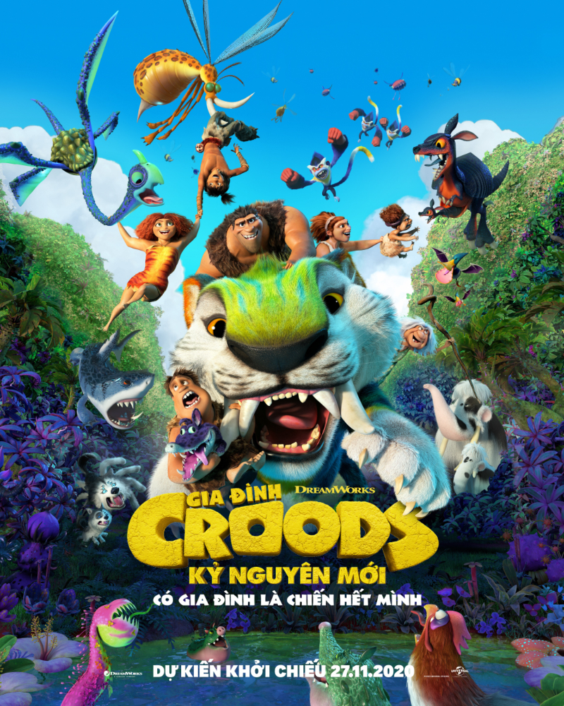 emma stone the croods a new age - 1