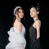 Siêu mẫu Thanh Hằng, model khuyết tay Hà Phương hoá thân thành thiên thần trên sàn diễn của NTK Hà Duy