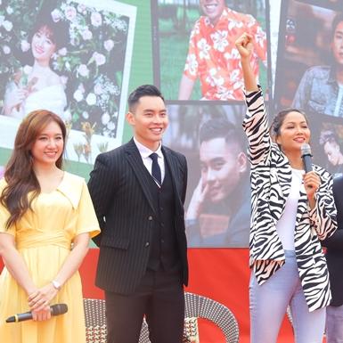 Hari Won và H'Hen Niê kêu gọi bảo vệ quyền trẻ em