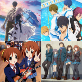 phim anime kyoto animation - featured image
