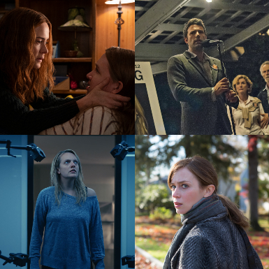 """Từ yêu hóa hận thù, """"Run"""", """"The Invisible Man"""", """"Gone Girl""""… là các tựa phim giật gân gây ám ảnh nhất"""