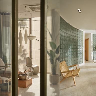 Xu hướng thiết kế không gian nội thất spa hiện đại được đội ngũ thiết kế ưa chuộng