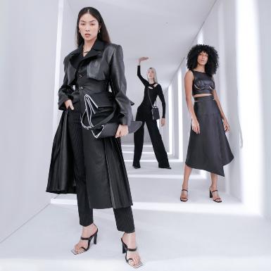 Stylist Kelbin Lei ra mắt thương hiệu thời trang riêng mang đậm dấu ấn nữ quyền và tinh thần tối giản