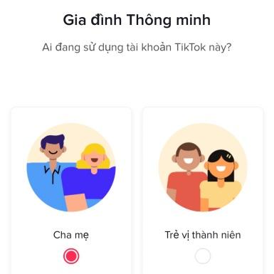 TikTok cập nhật tính năng Gia đình Thông minh, tiếp tục nâng cao trải nghiệm an toàn cho người dùng