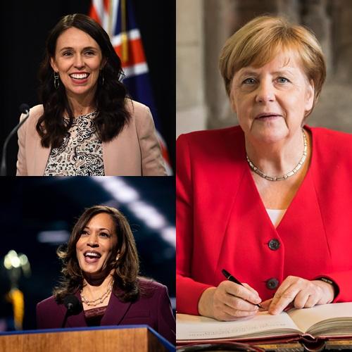 Top 100 phụ nữ quyền lực nhất thế giới 2020: Sự tỏa sáng của các nữ chính trị gia