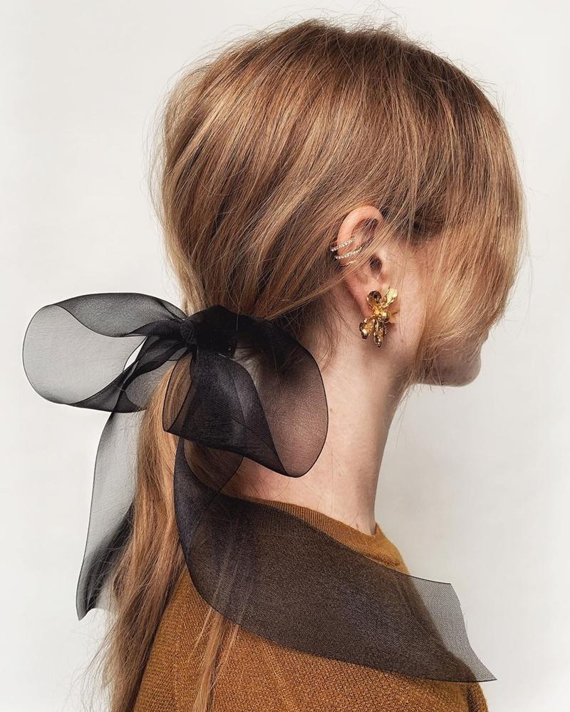 Những phụ kiện giúp mái tóc thăng hạng ngày tết 9